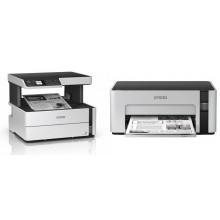 Монохромные принтеры с перманентными чернилами для офиса, образования и здравоохранения