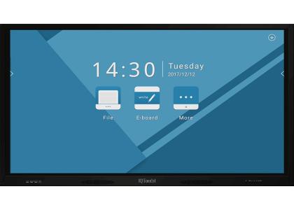 "Интерактивная панель IQTouch Candy 65"" PRO IQBoard 4K, антибликовое закаленное стекло, 10 касаний"