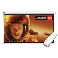 Проекционный экран с электроприводом Cinema S'OK Motoscreen 16:9 (SCPSM-298x168)