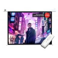 Проекционный экран с электроприводом Cinema S'OK Motoscreen 4:3 (SCPSM-274x206)