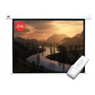 Проекционный экран с электроприводом Cinema S'OK Motoscreen 4:3 (SCPSM-200x150)
