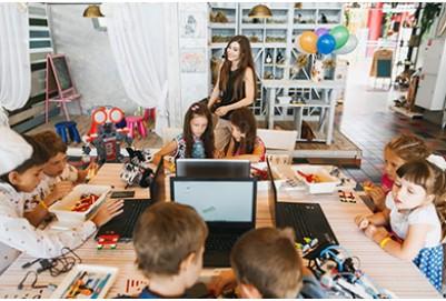 Для кружков и центров детского творчества